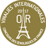 Vinalies Internationales 2017 - oro